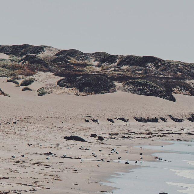 The Pacific, fotokunst veggbilde / plakat av Peder Aaserud Eikeland