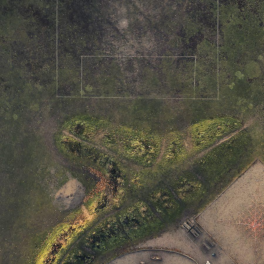 Lekeplassen på Voldsløkka av Peder Aaserud Eikeland