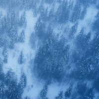 Kald stemning, fotokunst veggbilde / plakat av Peder Aaserud Eikeland