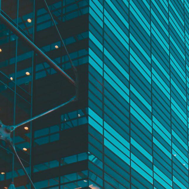 Barcode geometri, fotokunst veggbilde / plakat av Peder Aaserud Eikeland