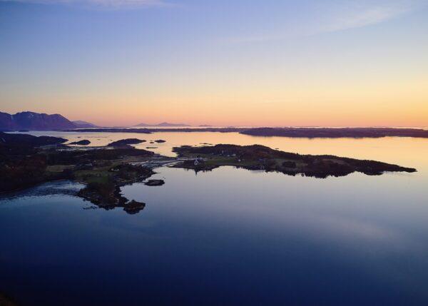 Vågøya av Peder Aaserud Eikeland