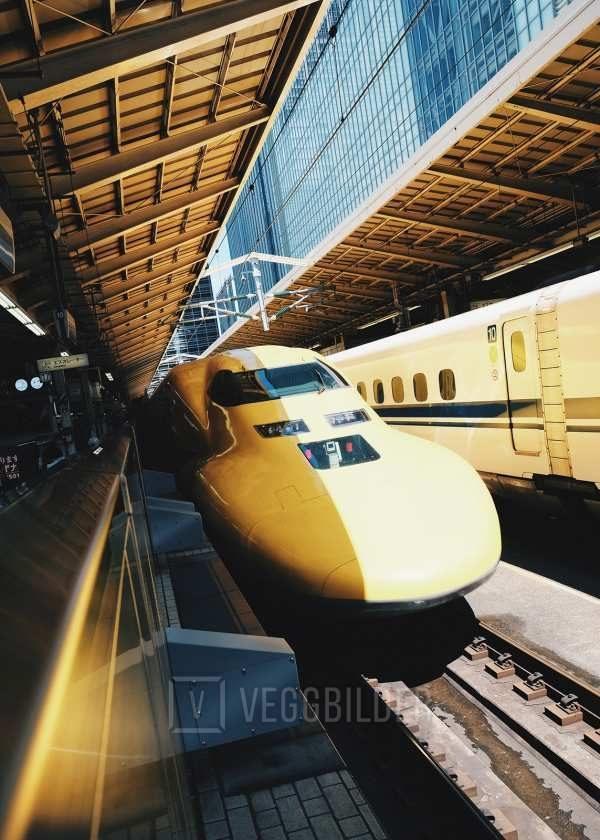 Shinkansen av Tor Arne Hotvedt