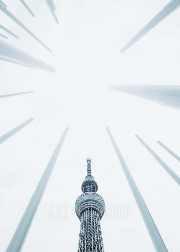 Tokyo Skytree av Tor Arne Hotvedt