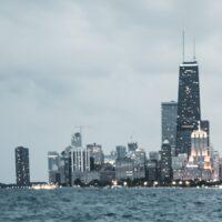 Chicago Lakefront av Tor Arne Hotvedt