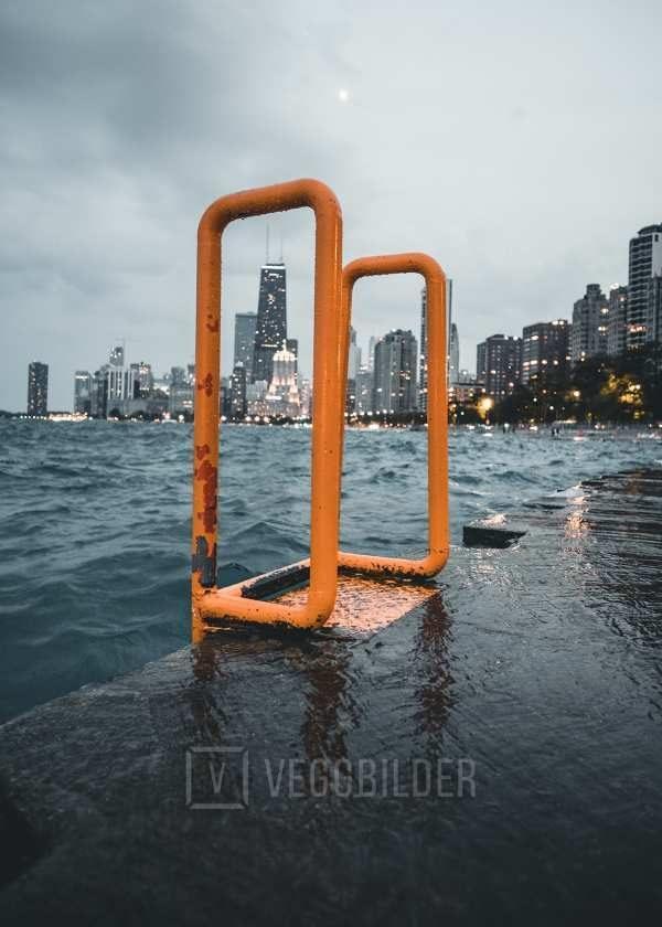 Chicago Lakefront II av Tor Arne Hotvedt