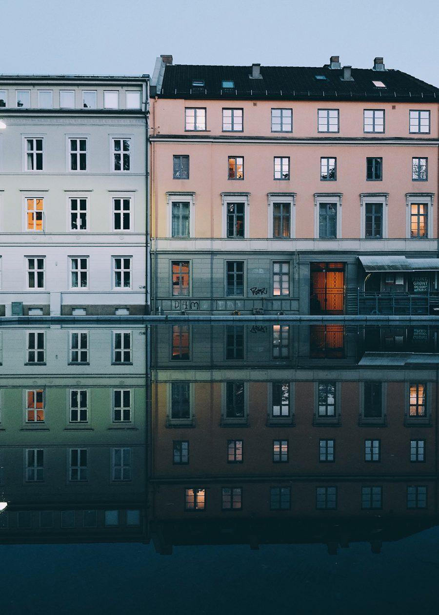 Kveld i Damstredet av Tor Arne Hotvedt