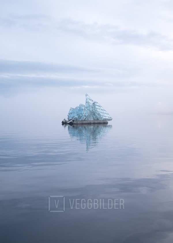Isfjellet i Oslofjorden av Tor Arne Hotvedt