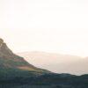 Fjell på fjell i solskinn på Haukelifjell, fotokunst veggbilde / plakat av Tor Arne Hotvedt