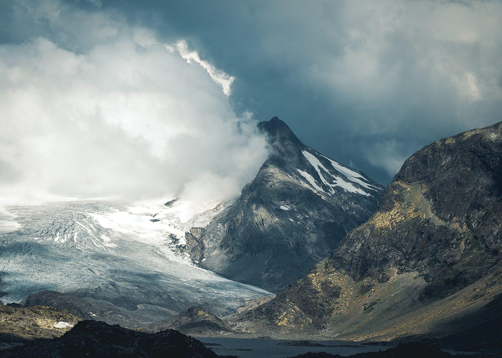 Mjølkedalspiggen I av Tor Arne Hotvedt