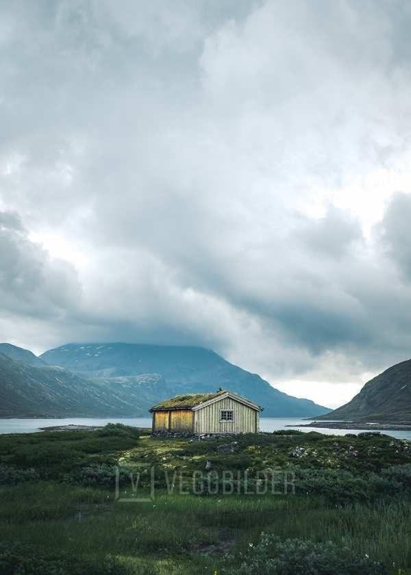 Vinjes lille hytte av Tor Arne Hotvedt