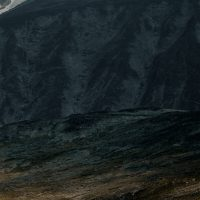 Dommedagsstemning over Surtningssue i Jotunheimen, fotokunst veggbilde / plakat av Tor Arne Hotvedt