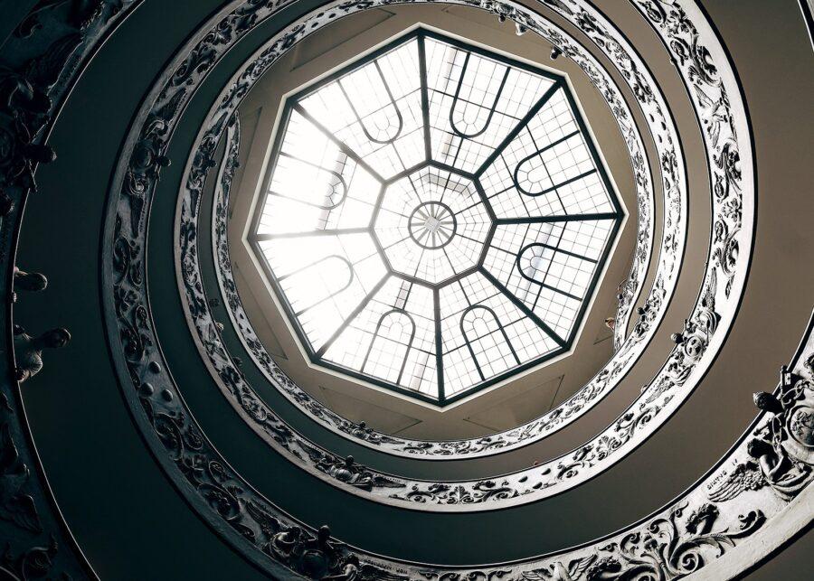 Vatikansk spiral av Tor Arne Hotvedt