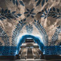 Kunst på veggen i Stockholm, fotokunst veggbilde / plakat av Tor Arne Hotvedt