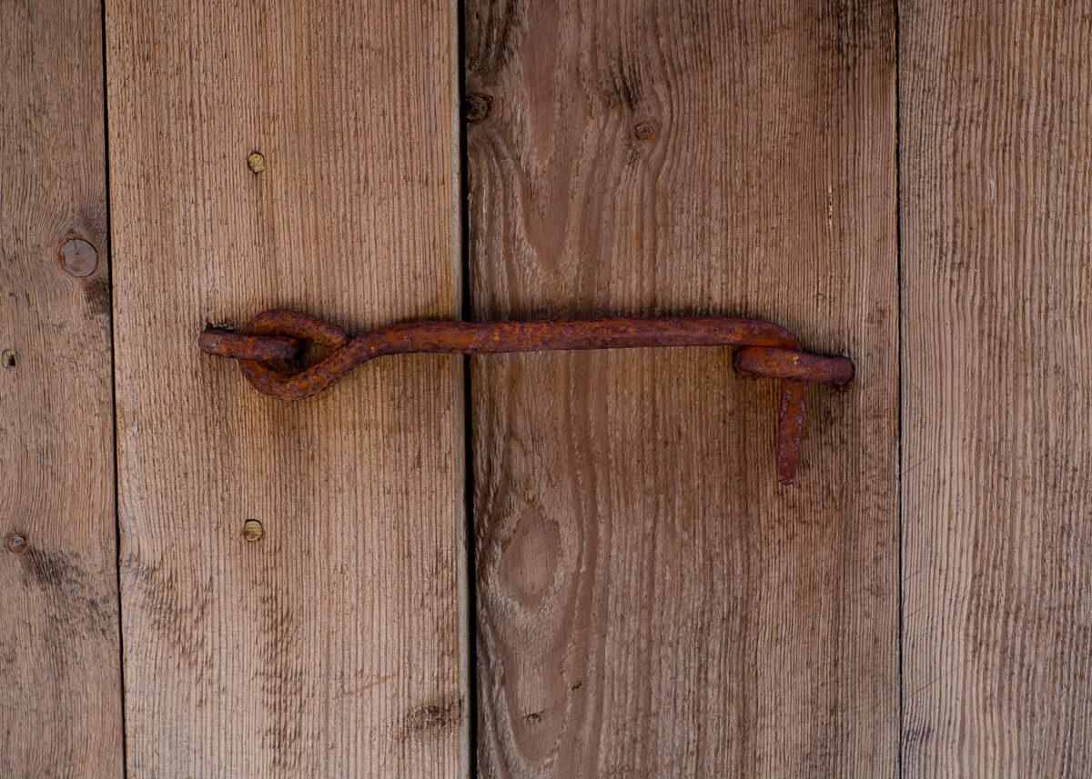 Kroken på døra av Terje Kolaas