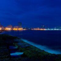 Havana by early morning, fotokunst veggbilde / plakat av Terje Kolaas