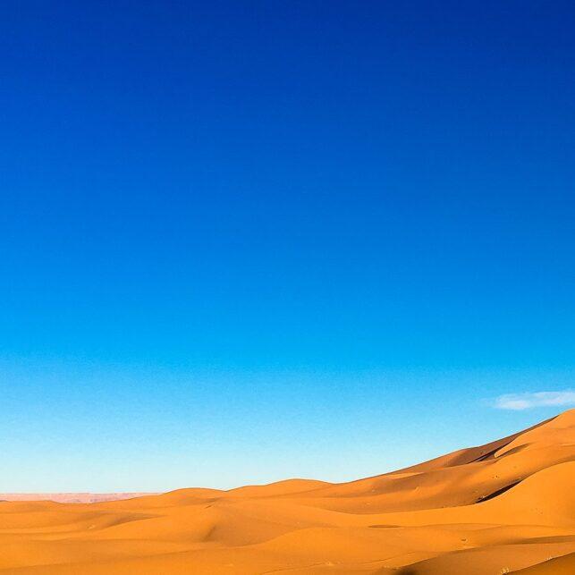 Karavane i Sahara, fotokunst veggbilde / plakat av Terje Kolaas