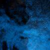 Blå iskant, fotokunst veggbilde / plakat av Terje Kolaas