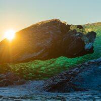 Det edle isfjellet, fotokunst veggbilde / plakat av Terje Kolaas