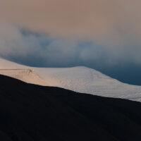 Svalbardlandskap II, fotokunst veggbilde / plakat av Terje Kolaas