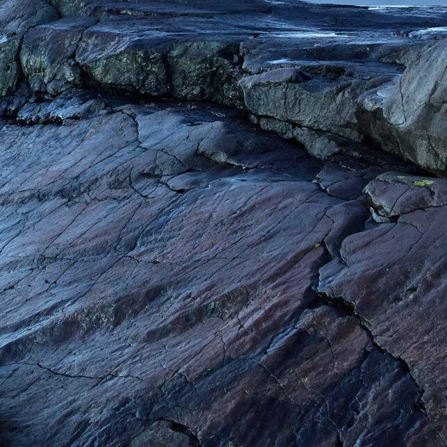 Cotton and Rocks, fotokunst veggbilde / plakat av Tom Erik Smedal