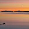 Soloppgang ved Kilsund av Tom Erik Smedal