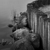 Stillhet, fotokunst veggbilde / plakat av Tom Erik Smedal