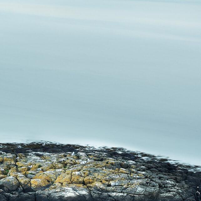 Møkkalasset fyr, fotokunst veggbilde / plakat av Tom Erik Smedal
