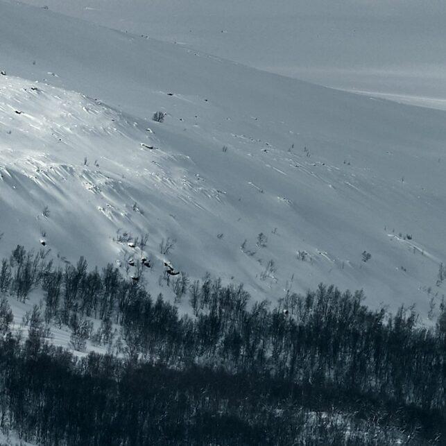 Jotunheimen, fotokunst veggbilde / plakat av Tom Erik Smedal