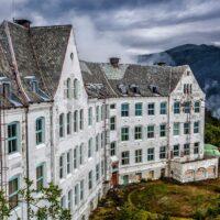 Det forlatte Sanatoriet av Thor Håkon Ulstad