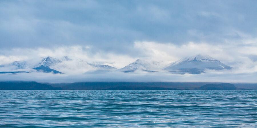 Arktisk hav av Thor Håkon Ulstad