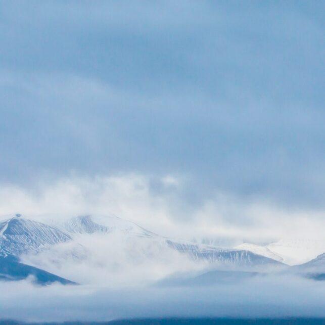 Arktisk hav, fotokunst veggbilde / plakat av Thor Håkon Ulstad