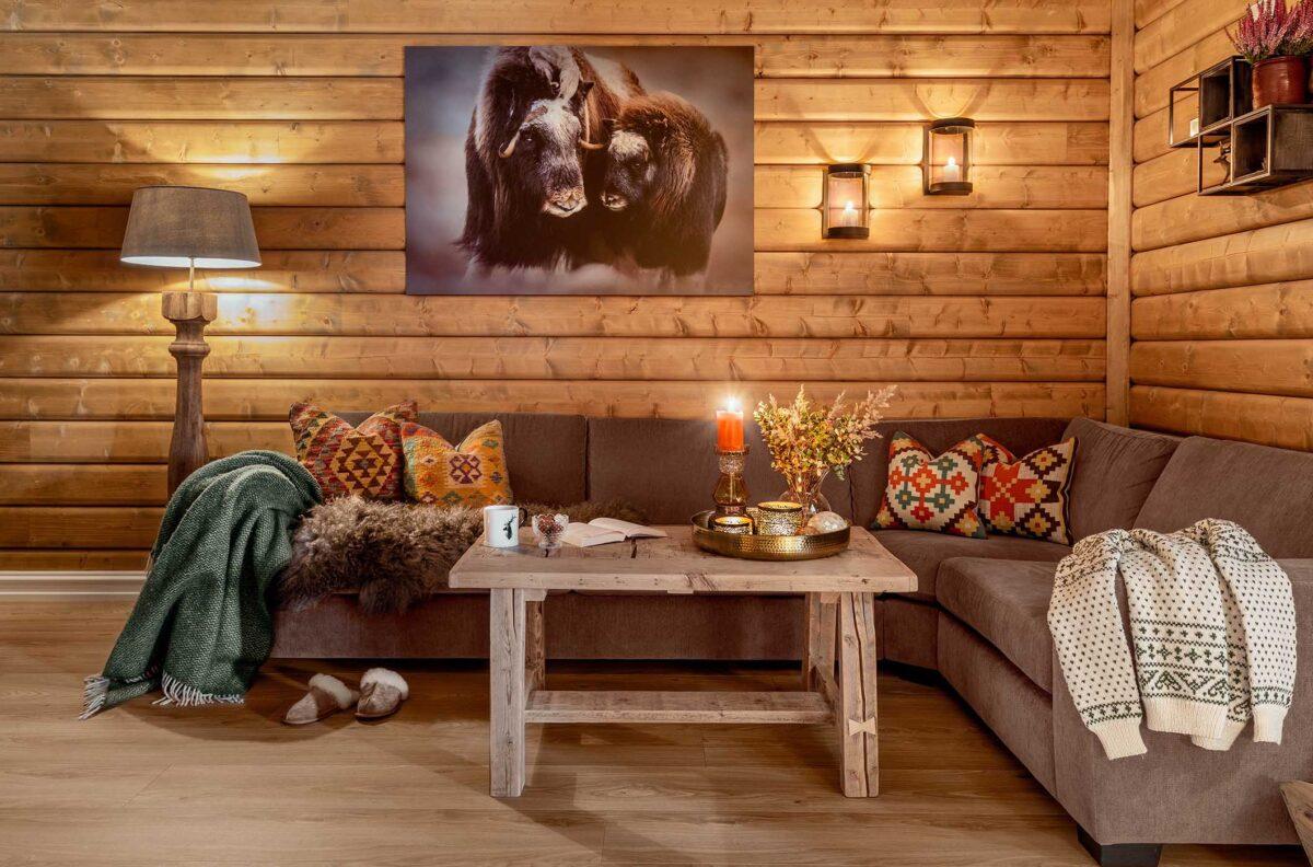 Omsorg, fotokunst veggbilde / plakat av Kåre Johansen