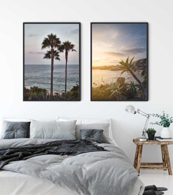 Solnedgang Laguna Beach