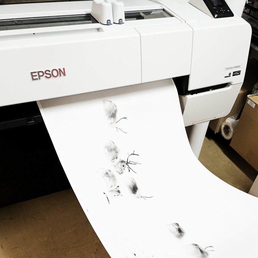 Kunstpapir produksjon