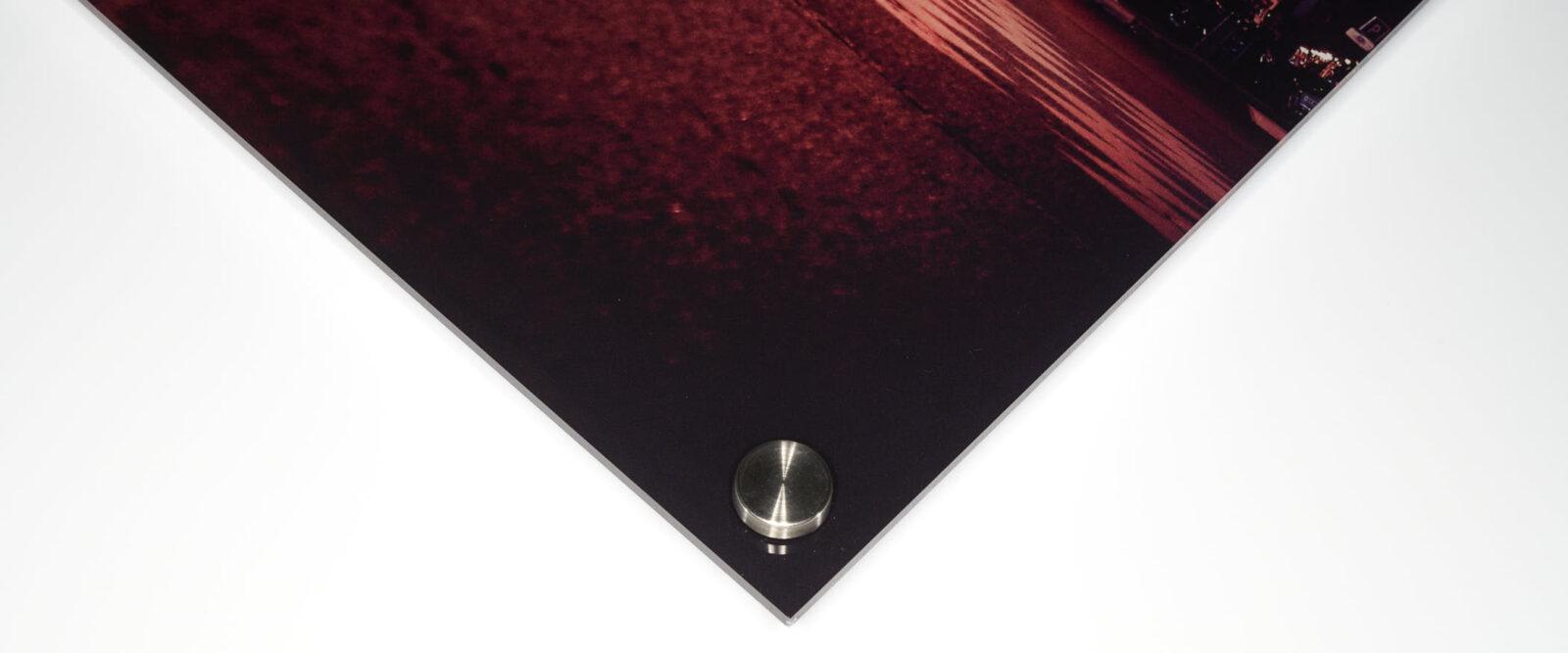 Akryl - Høyglans, klarhet og dybdefølelse på Plexiglas XT