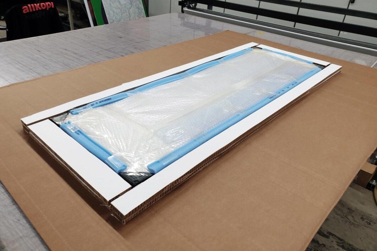 Alu-plate produksjon