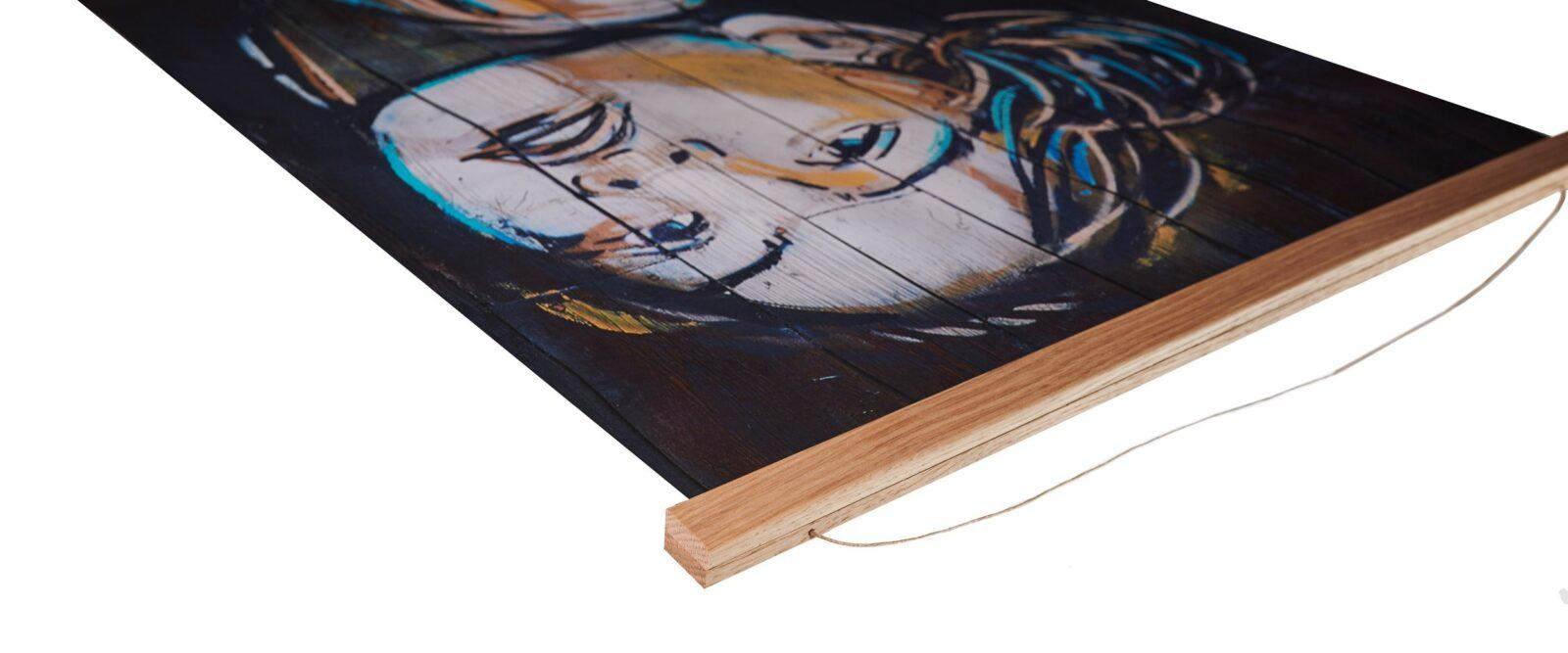 Lerretsplakat - Fotoplakat-posters på lerret